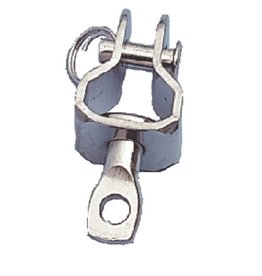 RWO LASER VANG SWIVEL 5MM FORK/EYE SS