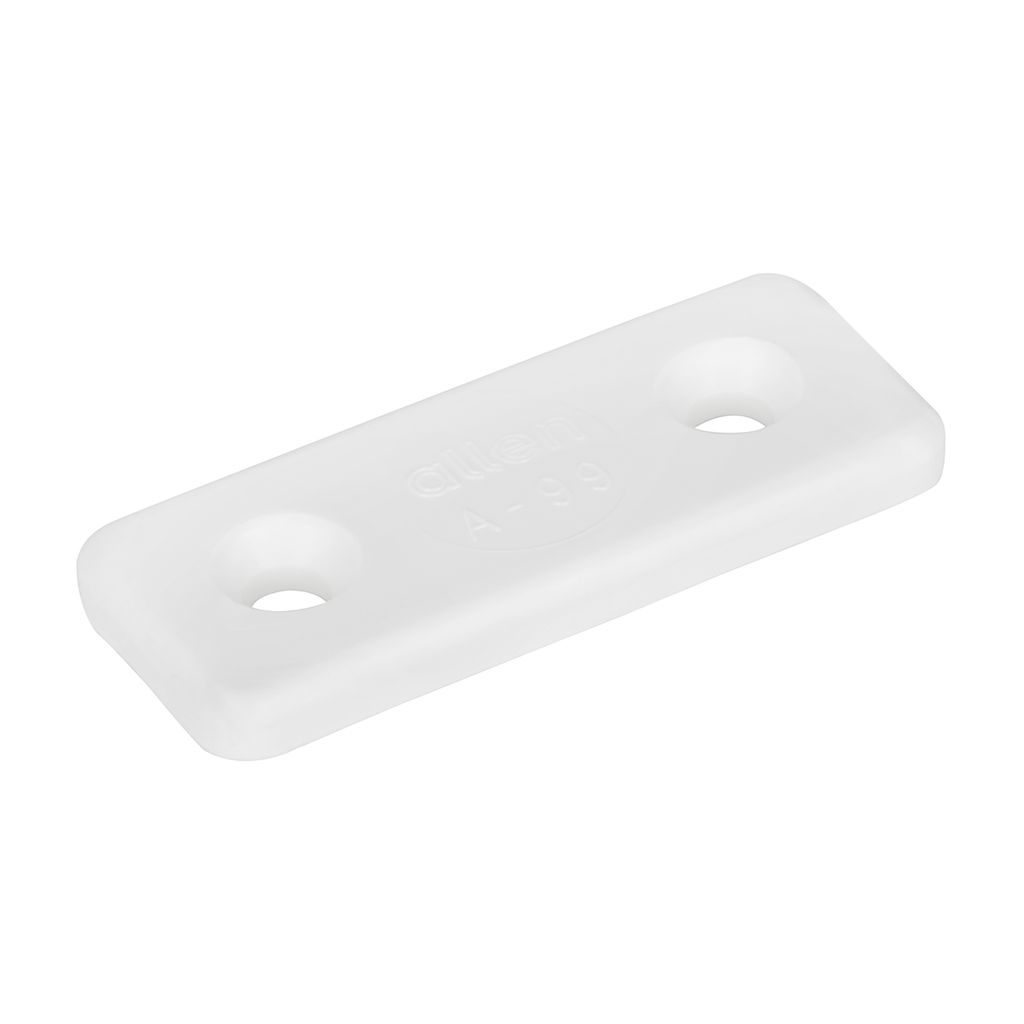 LASER PERFORMANCE LASER PLATE HIKING STRAP PLASTIC WHITE HA99