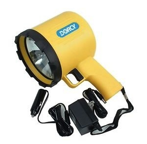 DORCY CORDLESS RECHARGEABLE SPOTLIGHT 1MIL CP