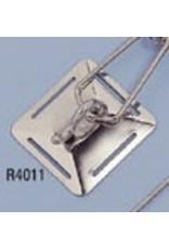 RWO RWO TRAPEZE HOOK PLATE R4011 *CLEARANCE*