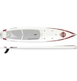 BIC SUP ACE-TEC WING 12'6 STANDUP PADDLEBOARD (RED)