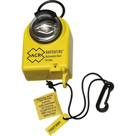 ACR ACR AUTO RAPIDFIRE STROBE (PULL-PIN ACTIVATED) *CLEARANCE*