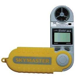 WINDMETER SKYMASTER SM-28 W/ WEATHER