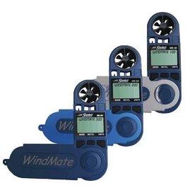 WINDMETER W/ BAROMETER & TEMPERATURE WINDMATE350