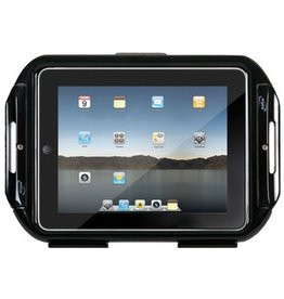 GREENFIELD IPAD CASE 'ROCK' WATERPROOF BLACK