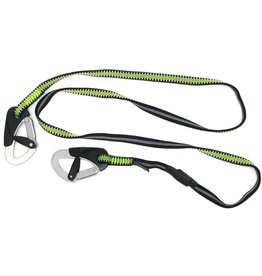 SPINLOCK SPINLOCK TETHER 2 CLIPS 2M NO ELASTIC