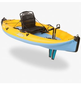 HOBIE® HOBIE MIRAGE INFLATABLE SINGLE 9' KAYAK i9S 2017 (MANGO/SLATE)