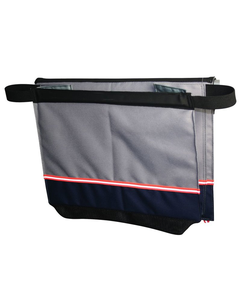 "BULKHEAD RAIL SHEET BAG 12"" x 15"""