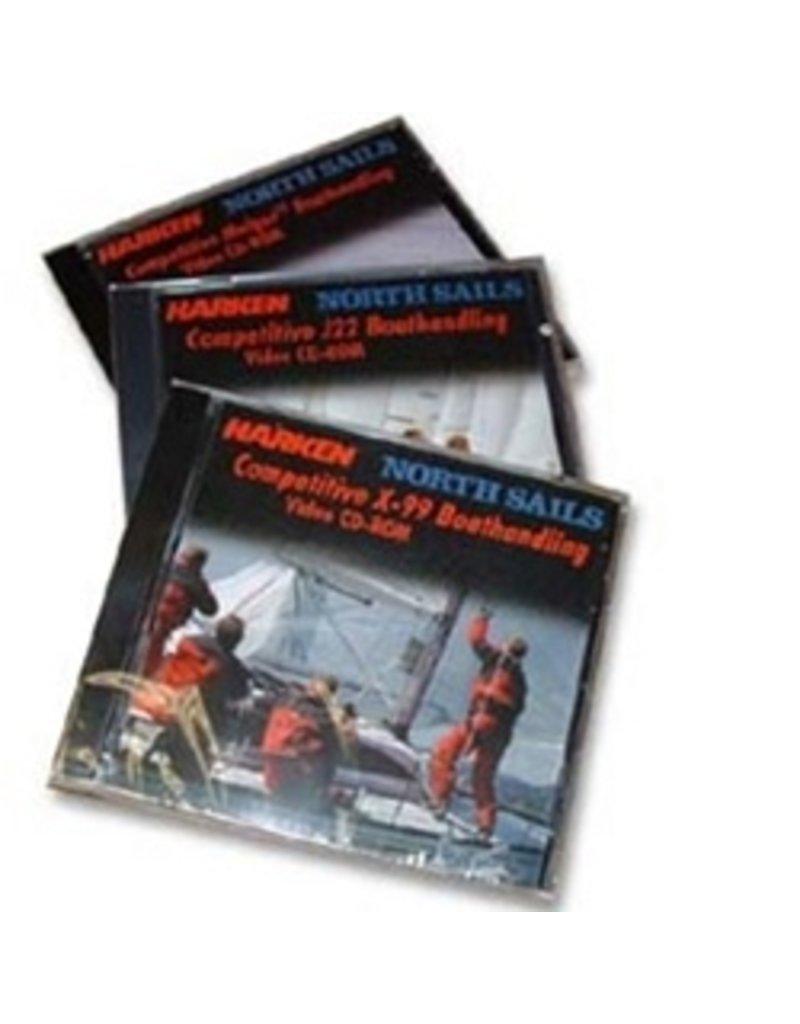 NORTH SAILS VIDEO CD ROM J22 BOATHANDLING