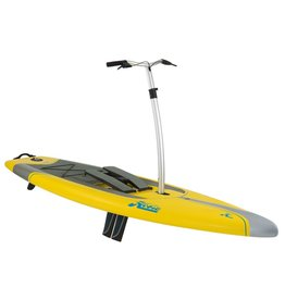 "HOBIE® HOBIE MIRAGE ECLIPSE STANDUP BOARD 10.5"" YELLOW *NEW*"