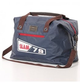 "SLAM SLAM KING""S LYNN NAVY BAG *CLEARANCE*"