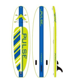 "PULSE PULSE INFLATABLE 11""3"" STANDUP PADDLEBOARD"
