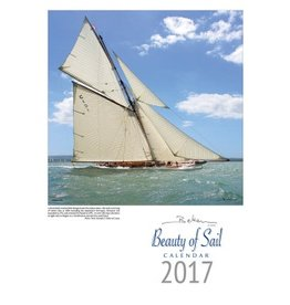CALENDAR BEKEN BEAUTY OF SAIL 2017