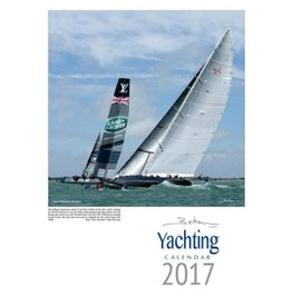CALENDAR BEKEN YACHTING 2017 *NEW*