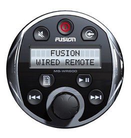 FUSION FUSION WIRED REMOTE CONTROL WR600 (CIRCULAR) - DISPLAY (NO BOX) *CLEARANCE*