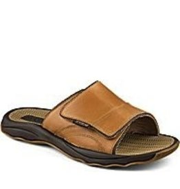 SPERRY SPERRY OUTER BANKS TAN SLIDE SANDAL (MEN'S) *CLEARANCE*