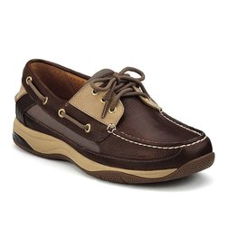SPERRY SPERRY GOLD BILLFISH 3 EYE ASV BROWN/TAN (MEN'S) *CLEARANCE*