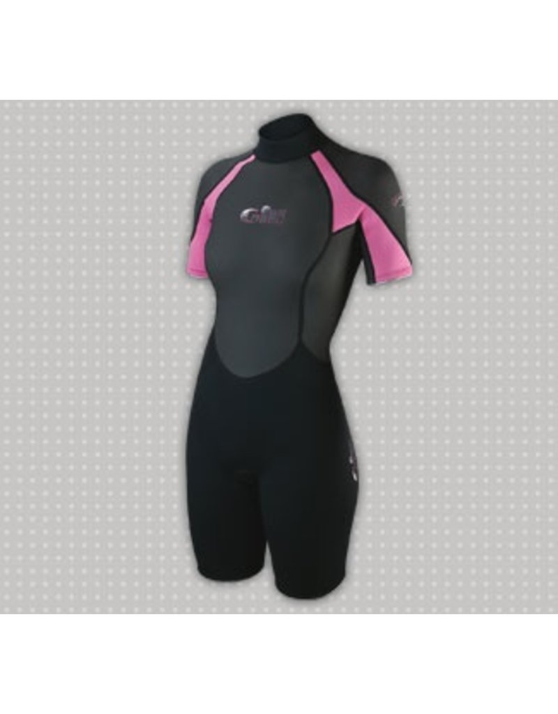 GILL GILL SIREN SHORTY 3/2MM WETSUIT (WOMEN'S) *CLEARANCE*