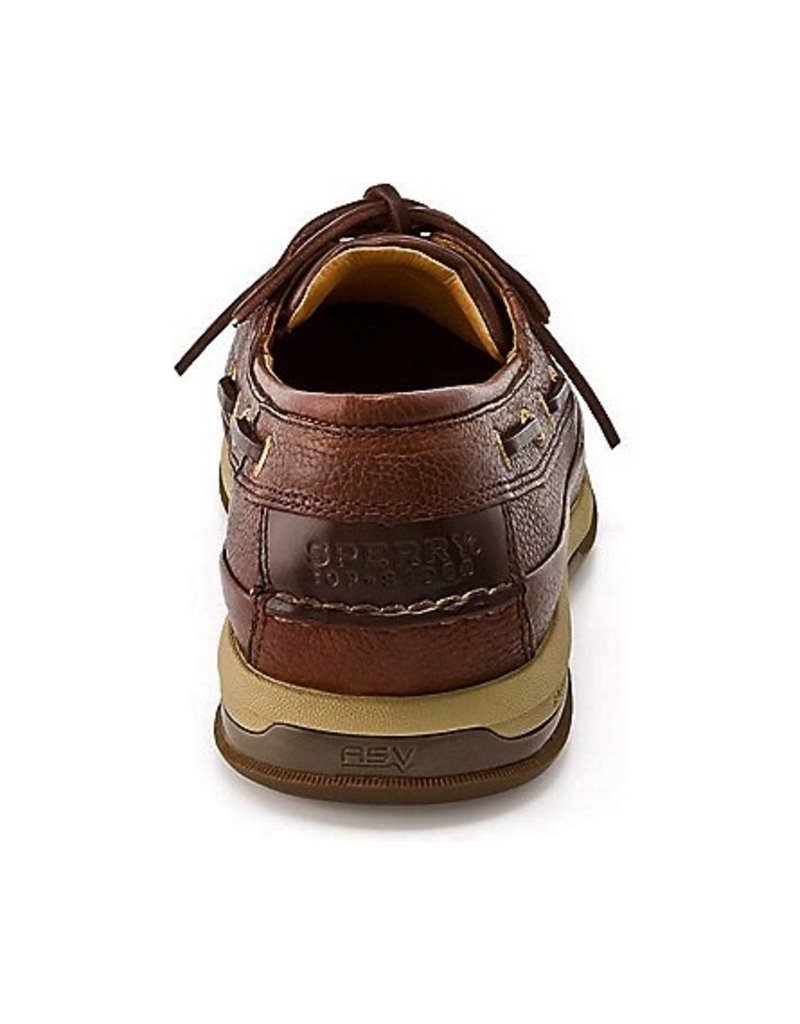 SPERRY SPERRY GOLD ASV COGNAC BOAT SHOE (MEN'S) *CLEARANCE*