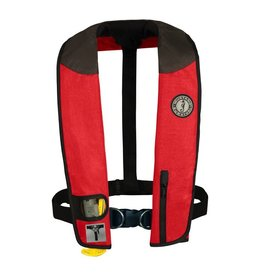 MUSTANG MUSTANG DELUXE MANUAL INFLATABLE PFD W/ SAILING HARNESS MD3052 *CLEARANCE*