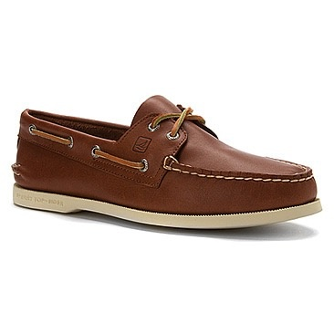 SPERRY SPERRY AUTHENTIC ORIGINAL TAN BOAT SHOE (MEN'S) *CLEARANCE*