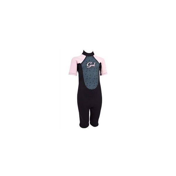 "GUL GUL RESPONSE 3/2MM SHORTY WETSUIT (GIRL""S) *CLEARANCE*"