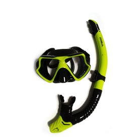 GUL MASK & SNORKEL SET (ADULT)