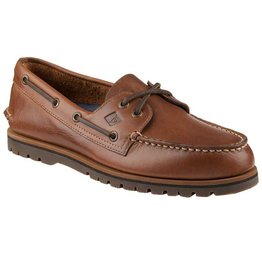 SPERRY SPERRY AUTHENTIC ORIGINAL MINI LUG TAN BOAT SHOE (MEN'S) *CLEARANCE*