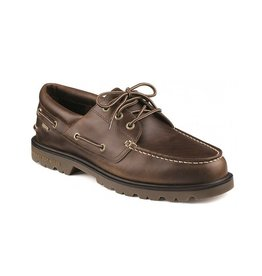 SPERRY SPERRY AUTHENTIC ORIGINAL 3 EYE BROWN LUG BOOT (MEN'S) *CLEARANCE*