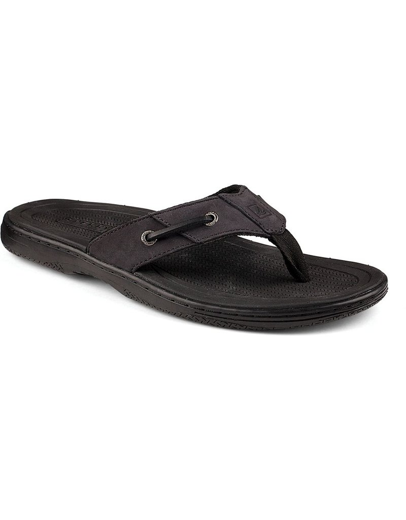 SPERRY SPERRY BAITFISH THONG BLACK (MEN'S) *CLEARANCE*