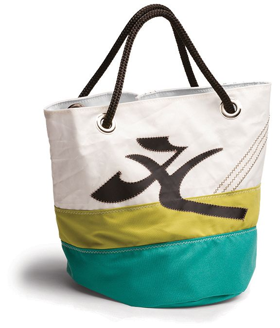 HOBIE® HOBIE® SAILCLOTH BEACH TOTE BAG *CLEARANCE*