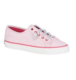 SPERRY SPERRY SEACOAST DIAMOND ROSE BOAT SHOE (WOMEN'S) *CLEARANCE*