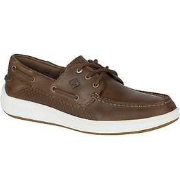 SPERRY SPERRY GAMEFISH 3 EYE DARK BROWN BOAT SHOE (MEN'S) *CLEARANCE*