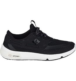 SPERRY SPERRY SEVEN SEAS BLACK PERFORMANCE SHOE (WOMEN'S)