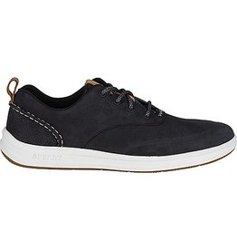 SPERRY SPERRY GAMEFISH CVO BLACK SUEDE BOAT SHOE (MEN'S)