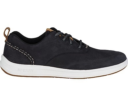 SPERRY SPERRY GAMEFISH CVO BLACK SUEDE BOAT SHOE (MEN'S) *CLEARANCE*