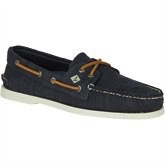 SPERRY SPERRY AUTHENTIC ORIGINAL BAJA GUNMETAL BOAT SHOE (MEN'S) *CLEARANCE*