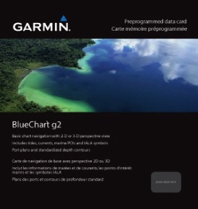 GARMIN GARMIN BLUECHART G2 HD MAP CANADA