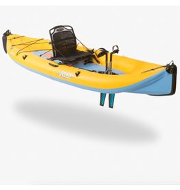 HOBIE® HOBIE MIRAGE INFLATABLE SINGLE 12' KAYAK i12S 2017 (MANGO/SLATE)