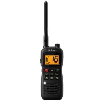 UNIDEN UNIDEN SUBMERSIBLE HANDHELD VHF W/ STROBE MHS126