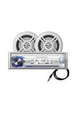 DUAL DUAL BLUETOOTH STEREO / SPEAKER COMBO KIT MCP136BT *CLEARANCE*