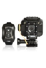 COBRA COBRA WASP WIFI 9905 CAMERA W/ WRIST REMOTE & 7 ACCESSORIES INCLUDED