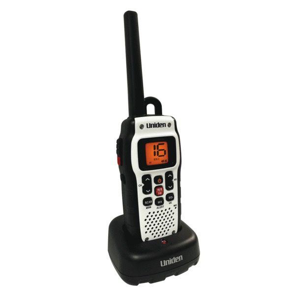 UNIDEN UNIDEN ATLANTIS 150 SUBMERSIBLE HANDHELD VHF *NEW*