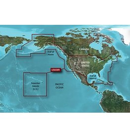 GARMIN GARMIN BLUECHART G2 HD MAP US & PARTIAL CANADA