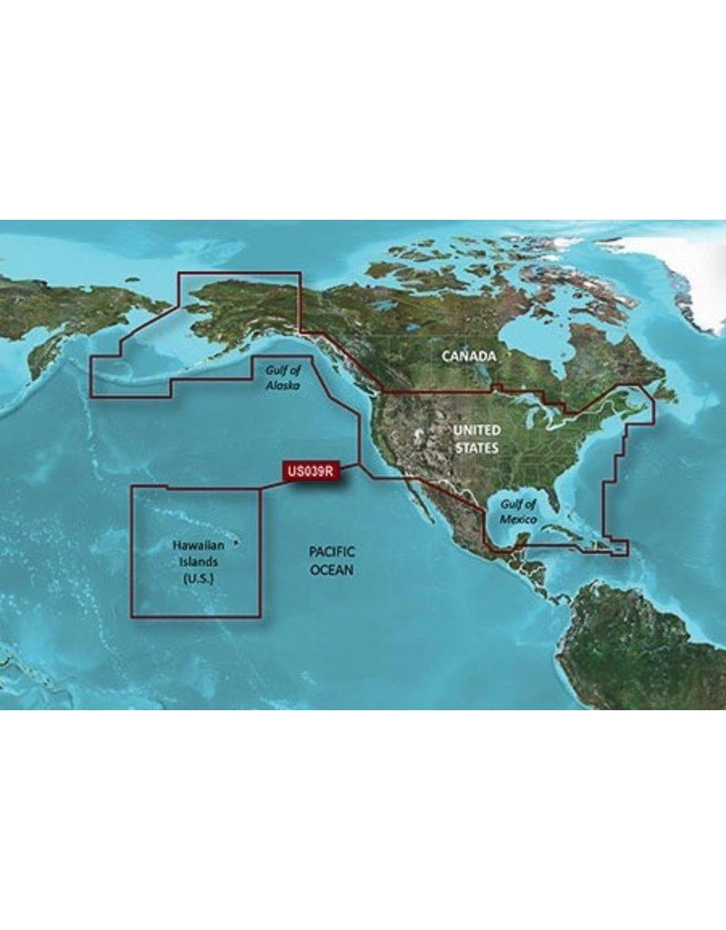GARMIN GARMIN BLUECHART G2 HD MAP US & PARTIAL CANADA