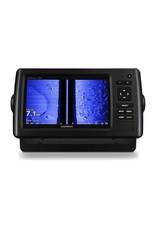 "GARMIN GARMIN echoMAP CHIRP 7"" GPS PLOTTER/FISHFINDER W/ SIDEVU SONAR TRANSDUCER 75SV"