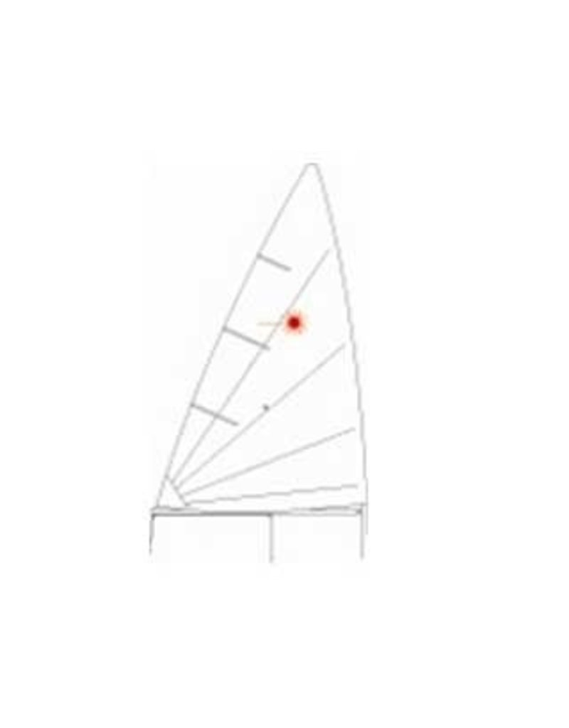 LASER PERFORMANCE LASER STANDARD MKI ROLLED NORTH SAIL LP94110 (BATTENS NOT INCLUDED)