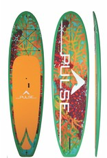 """PULSE PULSE TRADITIONAL 10""""4"""" STANDUP PADDLEBOARD PACKAGE (REEF)"""