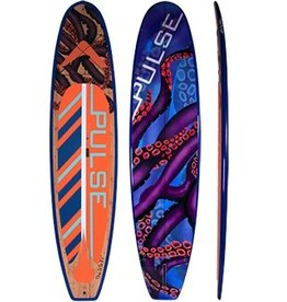 """PULSE PULSE TRADITIONAL 11""""4"""" STANDUP PADDLEBOARD PACKAGE (OCTO)"""