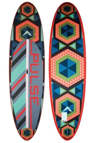 PULSE PULSE REC-TECH 11' STANDUP PADDLEBOARD ONLY (SPECTRUM) 2018